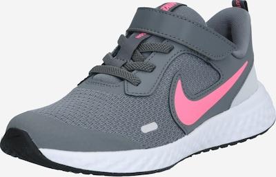 Nike Sportswear Športová obuv 'Revolution 5' - tmavosivá / ružová, Produkt