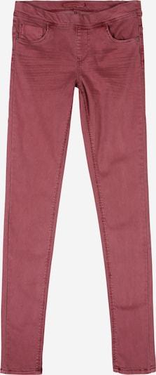 NAME IT Leggings 'NKFPolly' en rouge rubis, Vue avec produit