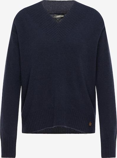 DreiMaster Vintage Pullover in dunkelblau, Produktansicht