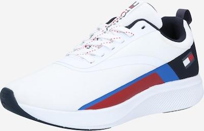 Tommy Sport Sportschoen in de kleur Blauw / Rood / Zwart / Wit, Productweergave