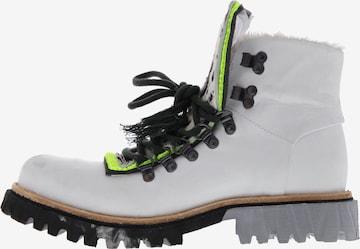 YELLOW CAB Snow Boots 'Kansas 2-c' in White