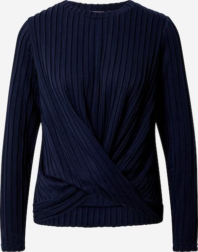 b.young Shirt in de kleur Donkerblauw, Productweergave