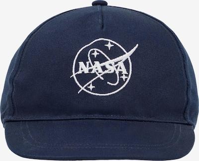 NAME IT Hatt 'NASA' i nattblå / vit, Produktvy