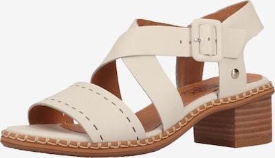 PIKOLINOS Sandale in creme, Produktansicht