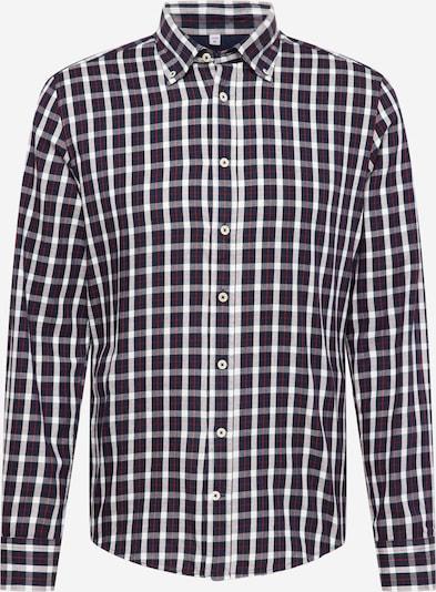 SEIDENSTICKER Button Up Shirt in Dark blue / Red / White, Item view