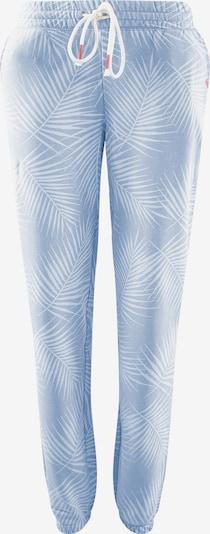 PJ Salvage Pantalon de pyjama ' Blue Monday ' en bleu clair, Vue avec produit