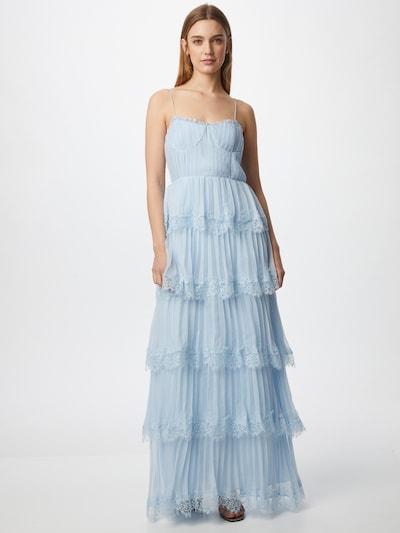 True Decadence Kleid in hellblau, Modelansicht