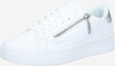 ESPRIT Sneaker 'Cambridge' in silber / weiß, Produktansicht
