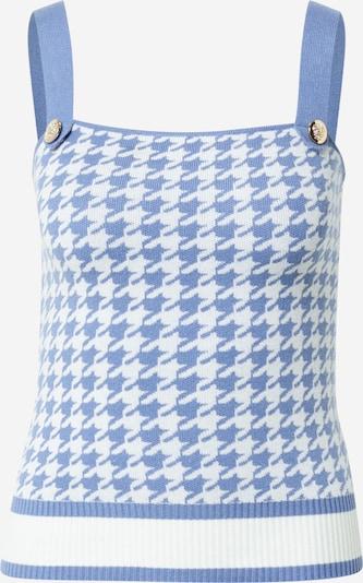 River Island Top 'CAMI' u plava / bijela, Pregled proizvoda