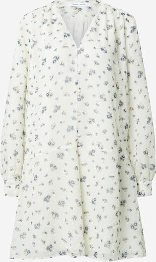 Samsoe Samsoe Košulja haljina 'Jetta' u mornarsko plava / žuta / zelena / bijela, Pregled proizvoda