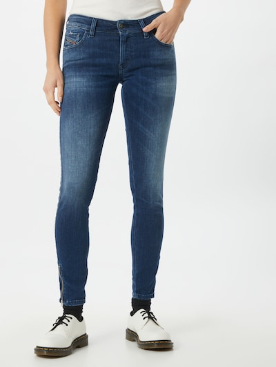 DIESEL Džinsi 'ANDY' zils džinss, Modeļa skats