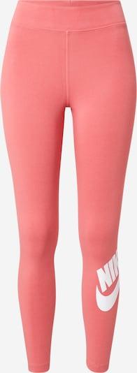 Nike Sportswear Leggings in pink / weiß, Produktansicht