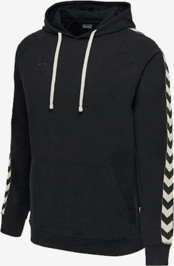 Hummel Sweatshirt in schwarz, Produktansicht