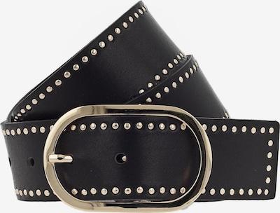 b.belt Handmade in Germany Ledergürtel 'FIESTA' in schwarz, Produktansicht