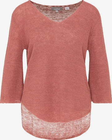 Usha Strickpullover in Pink