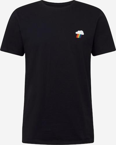DEDICATED. Majica 'Stockholm' u miks boja / crna / bijela, Pregled proizvoda