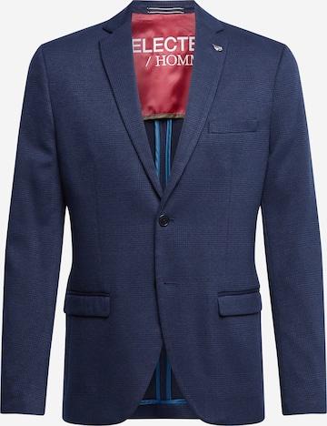 SELECTED HOMME Businesskavaj 'John' i blå