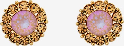 LILY AND ROSE Earrings 'Miss Sofia' in Yellow / Gold / Rose, Item view