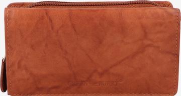 Porte-monnaies GREENBURRY en marron