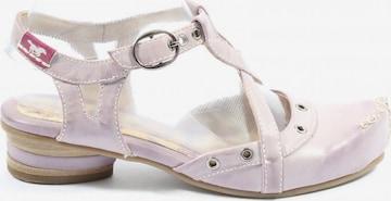 MUSTANG Sandals & High-Heeled Sandals in 36 in Beige