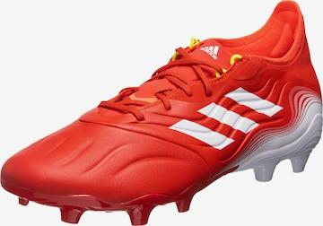 ADIDAS PERFORMANCE Jalkapallokengät 'Copa Sense 2' värissä punainen