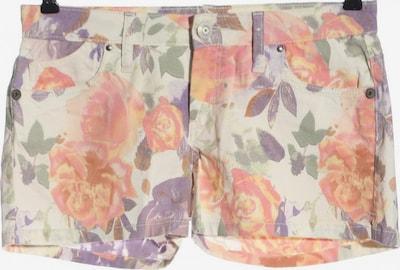 CONLEYS BLUE Hot Pants in M in lila / pink / weiß, Produktansicht
