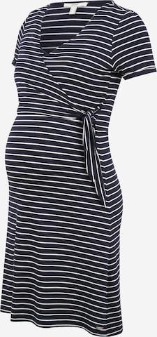 Esprit Maternity Summer Dress in Blue