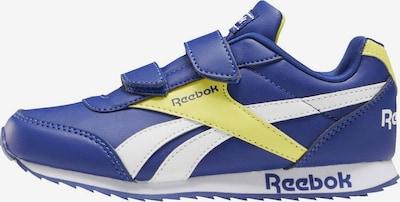 Reebok Classic Sneakers in de kleur Blauw: Vooraanzicht