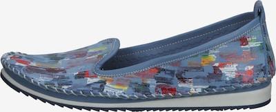 COSMOS COMFORT Chaussons en bleu, Vue avec produit