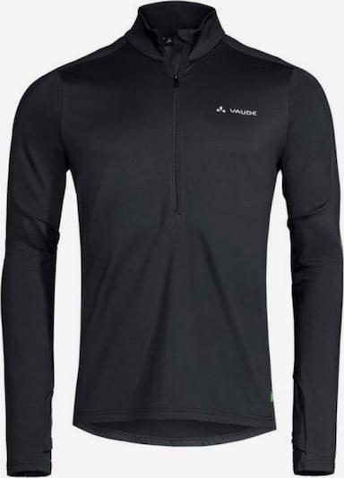VAUDE Pullover in schwarz, Produktansicht