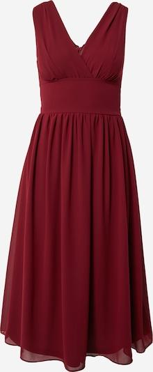 TFNC Vestido de gala 'ELOIS' en borgoña, Vista del producto
