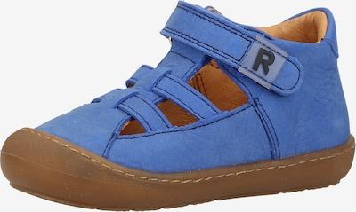RICHTER Lauflernschuh in royalblau, Produktansicht