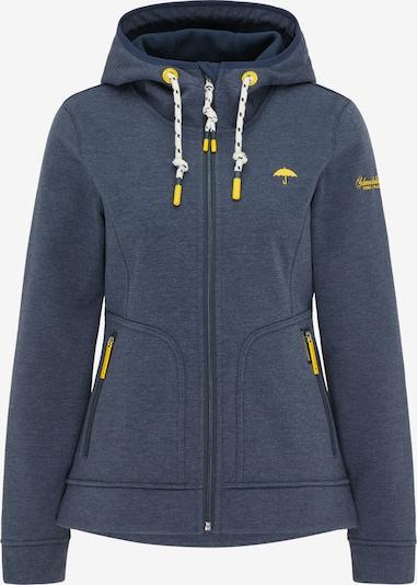 Schmuddelwedda Functionele jas in de kleur Marine, Productweergave
