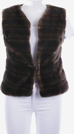 Ana Alcazar Weste (Outdoor) in XL in braun, Produktansicht
