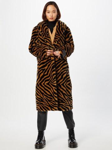 HUGO Winter Coat 'Marinaki' in Black