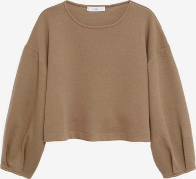 MANGO Sweatshirt 'Paul' in braun, Produktansicht