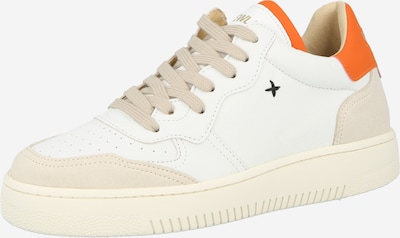 New Lab Sneaker low in beige / orange / weiß, Item view