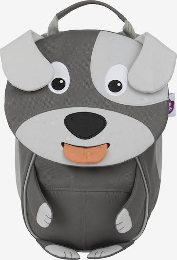 Affenzahn Rucksack 'Kleiner Freund Hund' in grau, Produktansicht