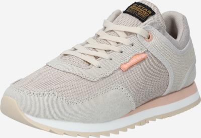 Sneaker low 'Calow' G-Star RAW pe culoarea pielii / ecru, Vizualizare produs