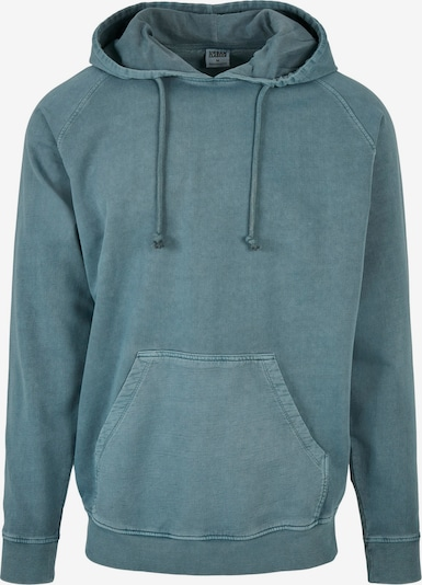 Urban Classics Sweat-shirt en bleu pastel, Vue avec produit