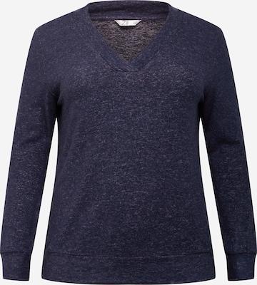 Z-One Pullover 'Naomi' in Blau