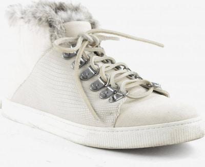 BCBG Max Azria High Top Sneaker in 39 in creme, Produktansicht