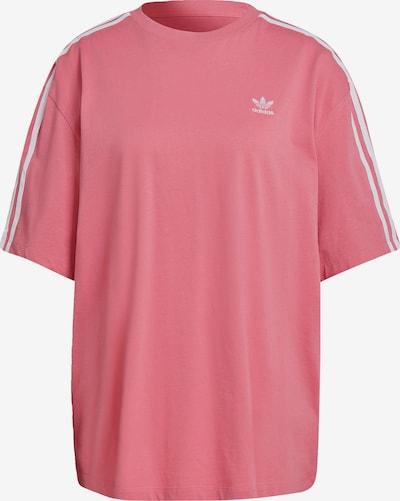ADIDAS ORIGINALS T-Shirt in rosa / weiß, Produktansicht