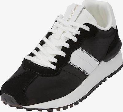 Marc O'Polo Sneaker in schwarz / weiß, Produktansicht