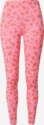 Hey Honey Leggings in Pink