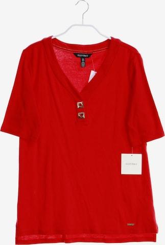 ELLEN TRACY Shirt in L in Rot
