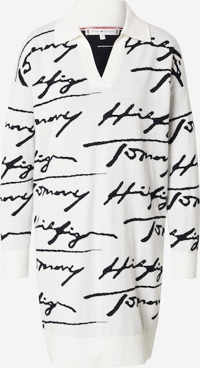 TOMMY HILFIGER Šaty - nebielená / čierna, Produkt