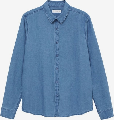 MANGO TEEN Button Up Shirt 'Bray' in Royal blue, Item view
