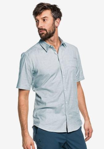 Schöffel Hemd in Blau