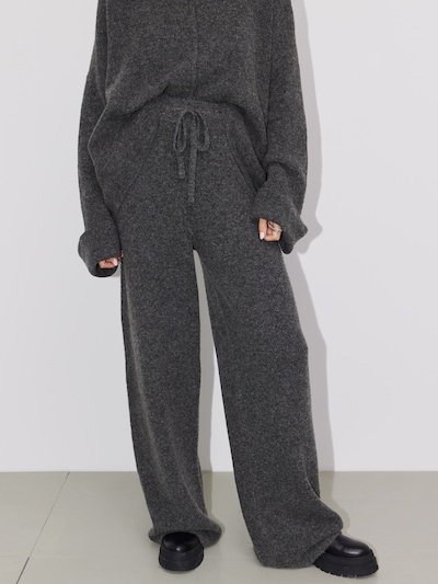 LeGer by Lena Gercke Pants 'Gigi' in Dark grey, View model